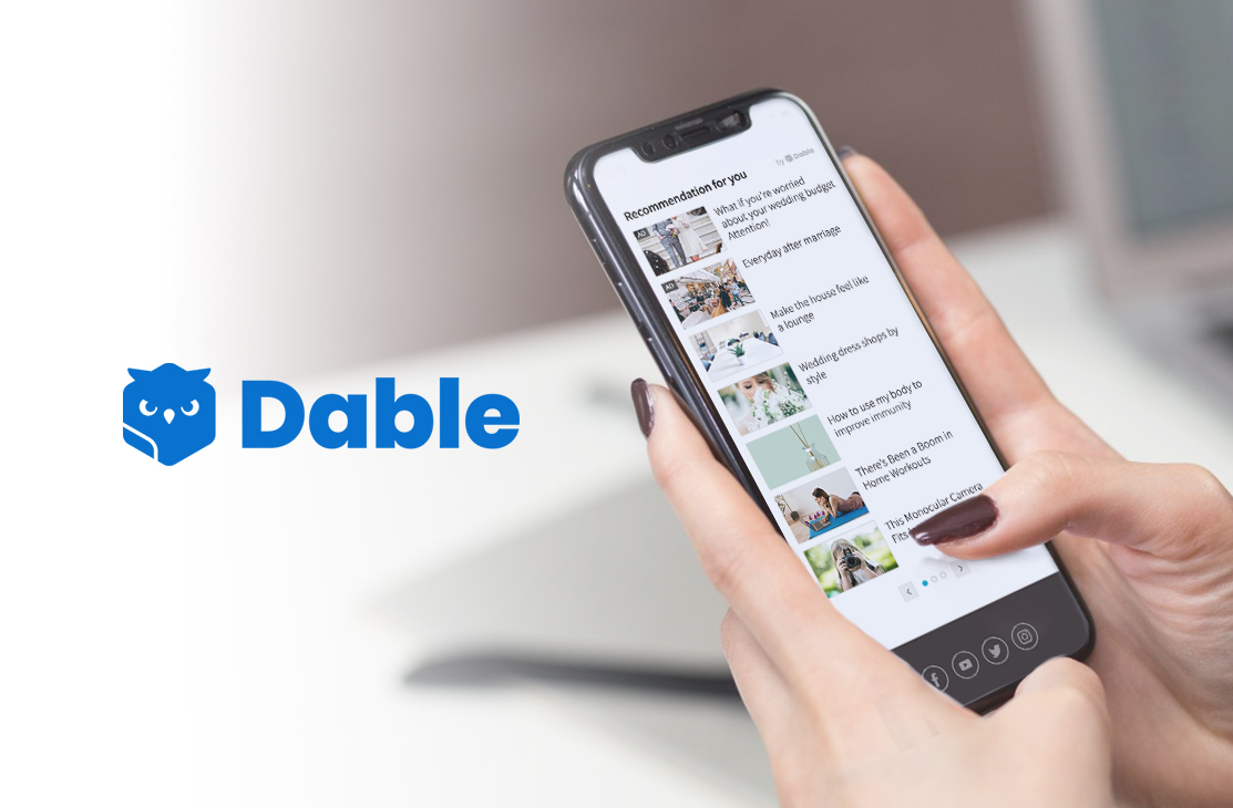 Dable, A Korea Based Leading Global Content Discovery Platform Raises US$12M In Series C Round For Global Expansion